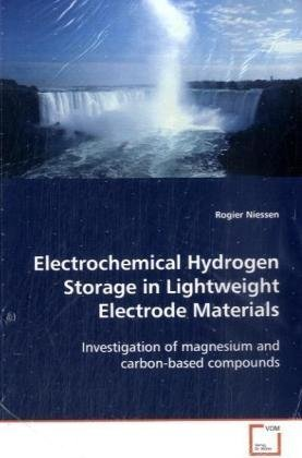 Electrochemical Hydrogen Storage in Lightweight Electrode Materials: Investigation of magnesium and carbon-based compoun