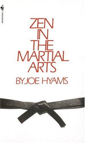 zen in the martial arts free pdf
