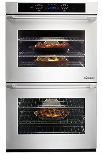 Dacor Ro230S Renaissance 30 Stainless Steel Electric Double Wall Oven - Convection front-610111
