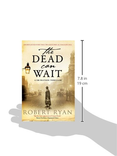 The Dead Can Wait (Dr Watson 2)