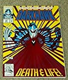 img - for Darkhawk Issue #25 (Death & Life, 1) book / textbook / text book
