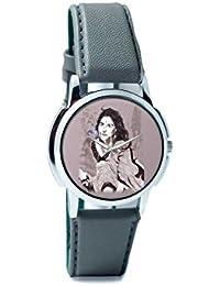 BigOwl Vidya Balan Painting Analog Men's Wrist Watch 2204826126-RS1-W-GRY