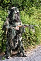 4 Piece Ghillie Set - Medium/LargeWoodland