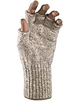 Fox River Men's Mid Weight Fingerless Ragg Glove