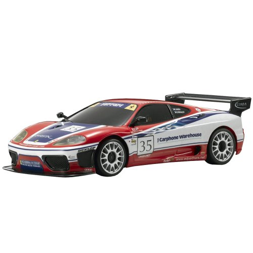 Today Kyosho ASC MR-03W-RM | RC CAR PARTS | Ferrari 360 GTC Scuderia Ecosse MZP310SE ( Japanese Import )  Best Offer