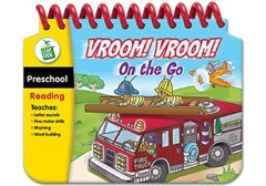 My First LeapPad Book: Vroom! Vroom! On the Go