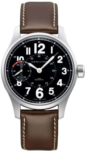 Hamilton Men's Khaki Mechanical watch #H69619533
