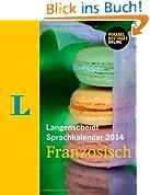 Langenscheidt Sprachkalender 2014 Französisch - Kalender