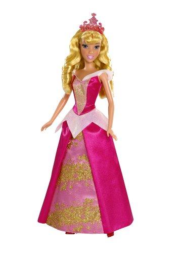 Mattel R4841-0 - Disney Princess - Märchenglanz Prinzessin Dornröschen