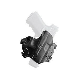 Desantis Mini Slide Holster fits H&K USP CPT 9/40, P2000, P2000SK, Right Hand, Black