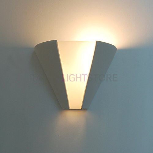 applique-lampada-a-parete-moderna-decorabile-in-ceramica-gesso-colorabile-verniciabile-linea-ceramic