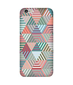 Abstract Pattern Apple iPhone 6S Case