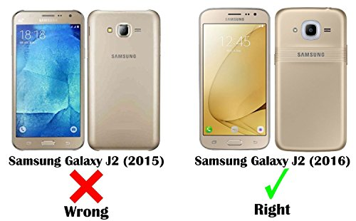 online store f9068 9999d Efonebits(TM) Transparent Premium Soft Silicone Back Case Cover For Samsung  Galaxy J2 2016 edition