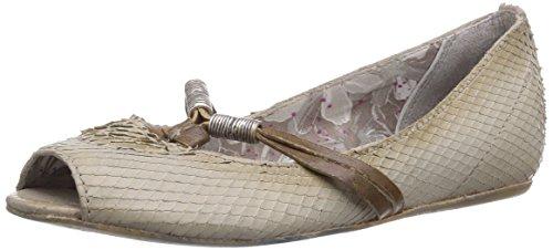 Mjus 290109-2880-8358, Sandali donna, Avorio (Elfenbein (sabbia+kaki)), 40