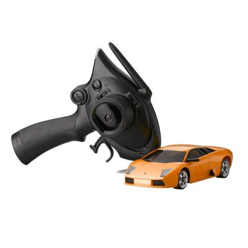 Kyosho Lamborghini Murcielago Mini-Z Radio Control Car: Pearl Orange (30762PO)