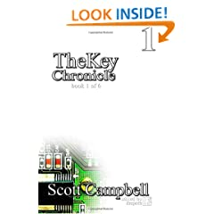 TheKey Chronicle Book 1 of 6