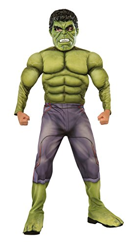Avengers 2 Deluxe Hulk Costume for Kids