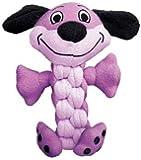 KONG Pudge Braidz Dog Toy, Medium/Large