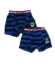 Claesen\'s Cobalt Boy Boxers Underwear 2 Pack