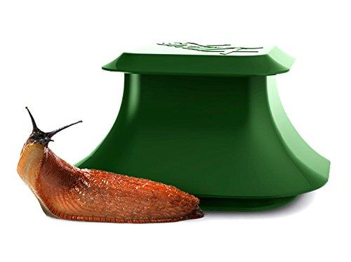 SnailX Schneckenfalle, hocheffiziente Schneckenbekämpfung, Starter-Set, Falle inkl. Lockmittel - <strong>€19.99</strong>