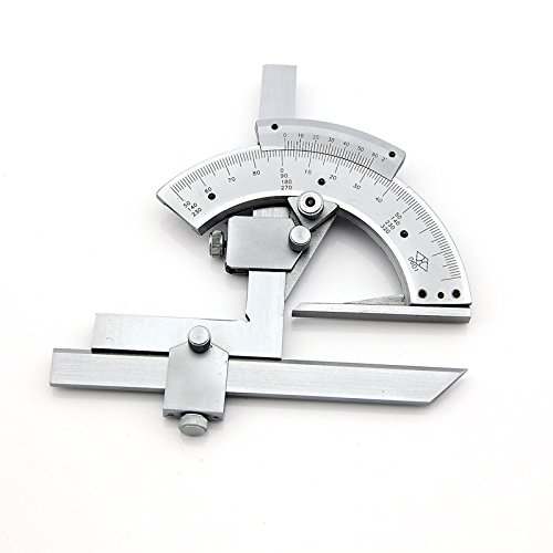 how to use bevel protractor