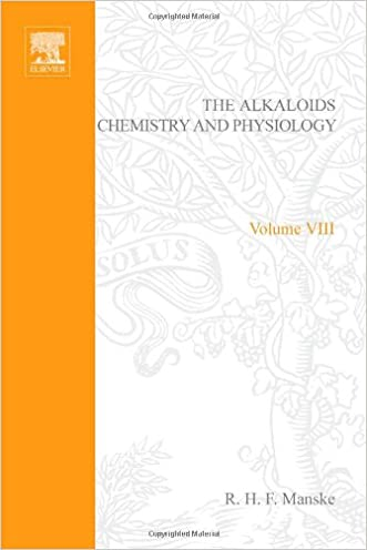 The Alkaloids: Chemistry and Physiology, Vol. 8: The Indole Alkaloids (v. 8)