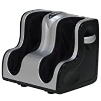 Shiatsu Foot Calf Massager with Heat Theraphy, the Relief That Legs Crave!! by Shiatsu Leg Massager with Heat
