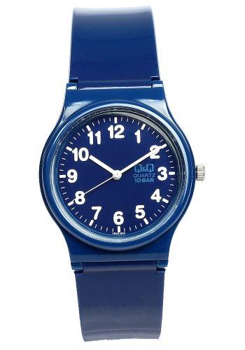 [シチズン キューアンドキュー]CITIZEN Q&Q 腕時計 ウォッチ アナログ表示 ラバー ダイバーズタイプ カラフルウォッチ 10気圧防水 メンズ レディース キッズ