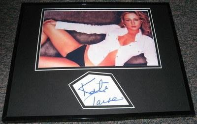 katharine-kate-towne-sexy-signed-framed-11x14-photo-display-myob