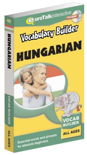 Vocabulary Builder - Learn Hungarian: for Children 4 & up