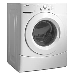 Amana 3.5 cu. ft. Front Load Washer NFW7300WW White