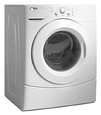 Amana 3.5 -Cubic Foot Front Load Washer, NFW7300WW, White