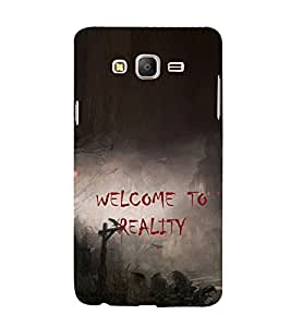 ifasho Designer Phone Back Case Cover Samsung Galaxy On7 G600Fy :: Samsung Galaxy Wide G600S :: Samsung Galaxy On 7 (2015) ( Quotes on Attitude Life )