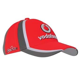 Vodafone mclaren mercedes 2012 jenson cap for Mercedes benz hat amazon