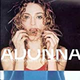 Madonna Album - Drowned World/Substitute For Love (Front side)