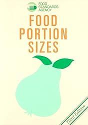 Food Portion Sizes (Maff Handbook)