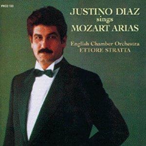 Mozart, Ettore Stratta, The English Chamber Orchestra, Justino Diaz