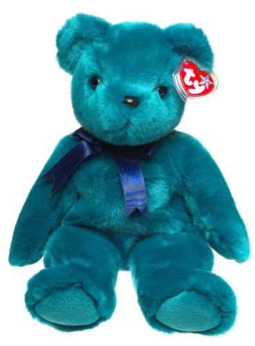 Ty Beanie Buddies - Teddy Old Face