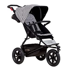 Mountain Buggy Urban Jungle Stroller - Luxury Collection