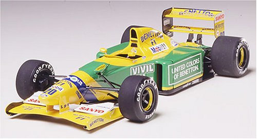 Benetton Ford B-192 Model Car by Tamiya
