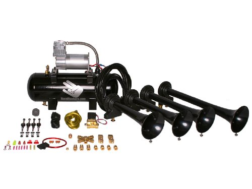 HornBlasters Shocker 2 Gallon Train Horn Kit