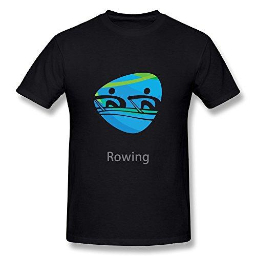 Van-Mens-Rio-De-Janeiro-Olympic-Sports-Rowing-Tees-XL-Black