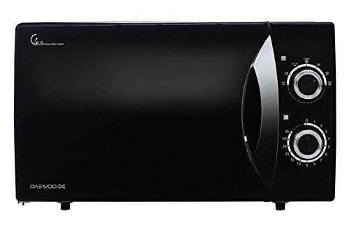 Daewoo KQG8A07 Micro-Ondes Noir