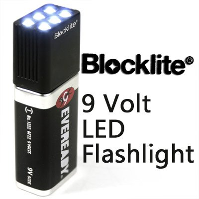Blocklite (TM) Mini Compact Size Ultra Bright