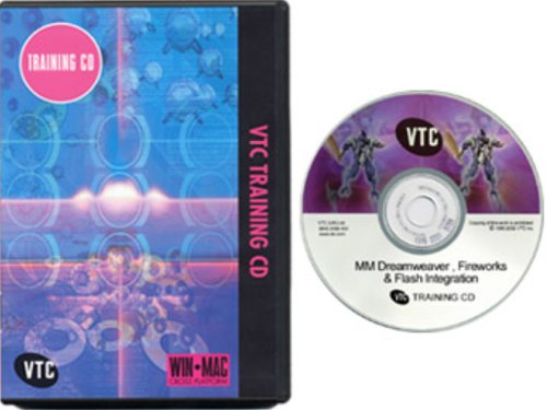Macromedia Dreamweaver/Fireworks/Flash Integration Training CD