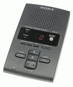 Sony TAM100 Gray Answering Machine