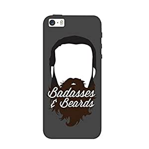 Diwali Gifts Badasses And BeardsDesign Mobile Iphone 6 Plus & 6s Plus Back Cover/ Case / M...