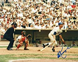 Ed Kranepool Signed Mets 8X10 Photo
