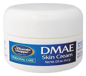 the Vitamin Shoppe - Dmae Skin Cream, .5 oz cream