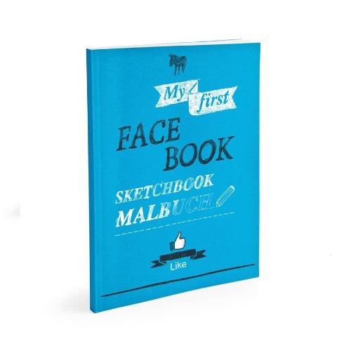 my-first-face-book-malbuch